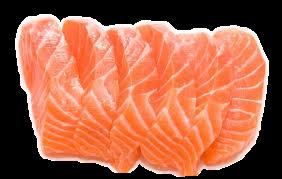 Salmon Sashimi 6