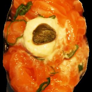 Gunkan Smoked Salmon