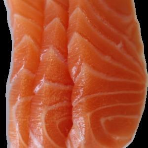 Salmon Sashimi MnM