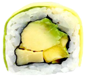 Rainbow Roll Mango
