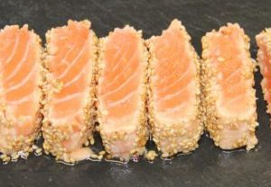 Sesam-Salmon