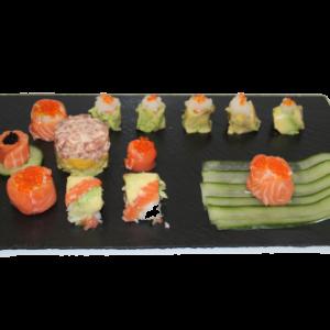 Tatar Sashimi Selection