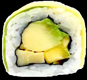 Rainbow Roll Mango
