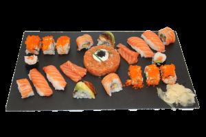 Salmon Tatar Plate